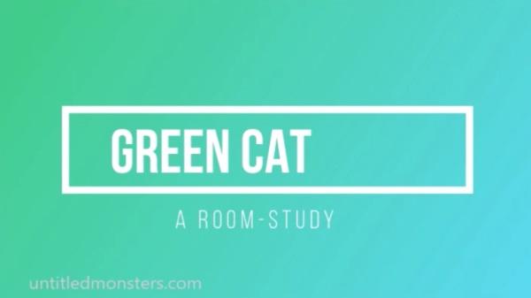 Green cat – room study